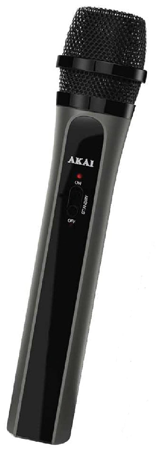Akai KS717 Handheld Wireless Karaoke Microphone