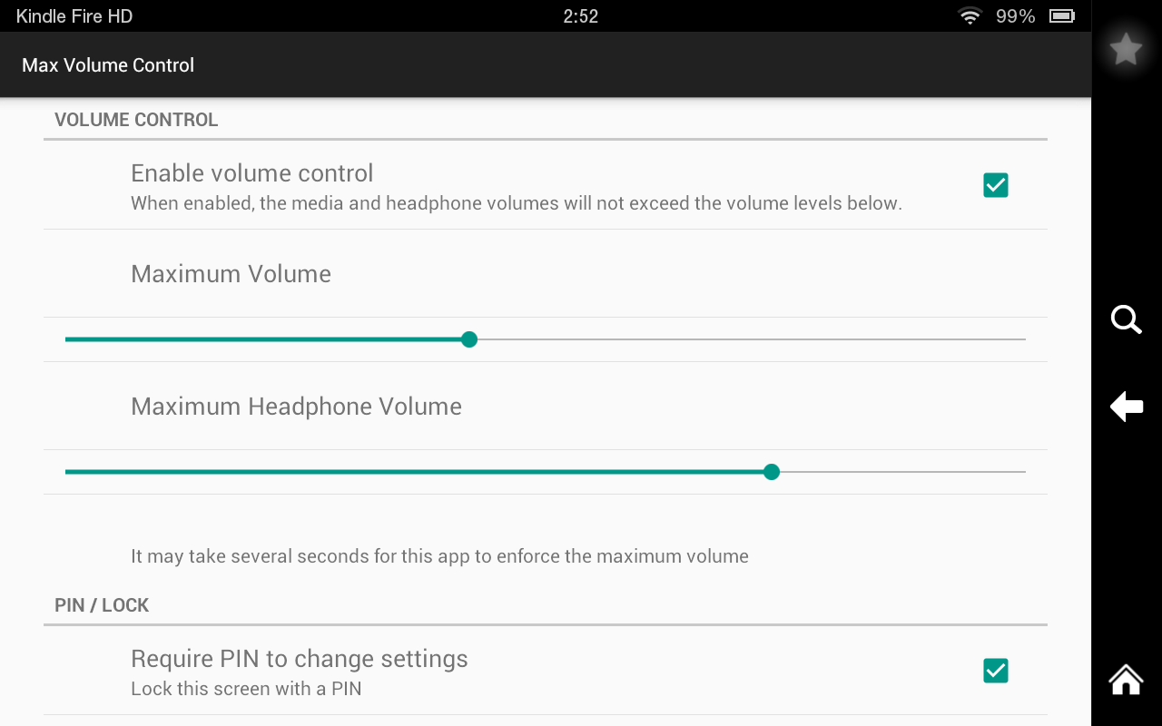 Max Volume Control Appstore For Android Controlpng