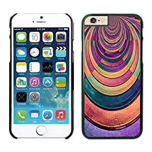 Iphone 6 Plus Case 5.5 Inches, Best Wood Texture Design Black Phone Protective Cover Case for Apple Iphone 6 Plus