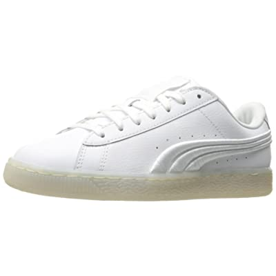 PUMA Basket Classic Badge Iced Fashion Sneaker | Shoes