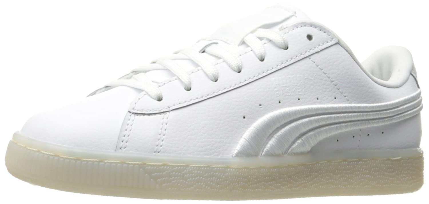 PUMA Basket Classic Badge Iced Fashion Sneaker  Buy Online at Low Prices in  India - Amazon.in 408699c67