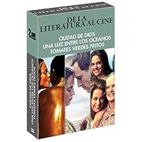 De la Literatura al Cine (Blu-ray)