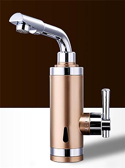 Grifo De Agua Caliente InstantáNeo 220v 3000w Calentador De Agua Grifo Cocina Calentador De Agua Calentador