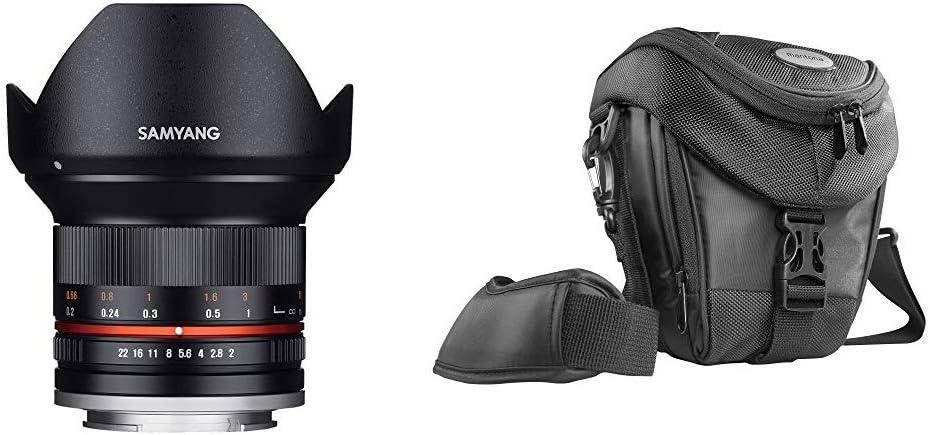 Samyang 12mm F2 0 Objektiv Für Anschluss Sony E Kamera