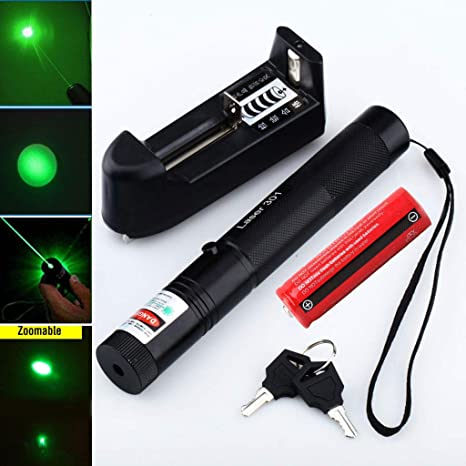 Amazon Com Laser High Power Green Laser Burning Laser Pointer Pen