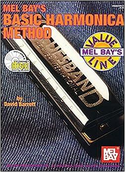 Basic Harmonica Method (Mel Bay's Value Line)