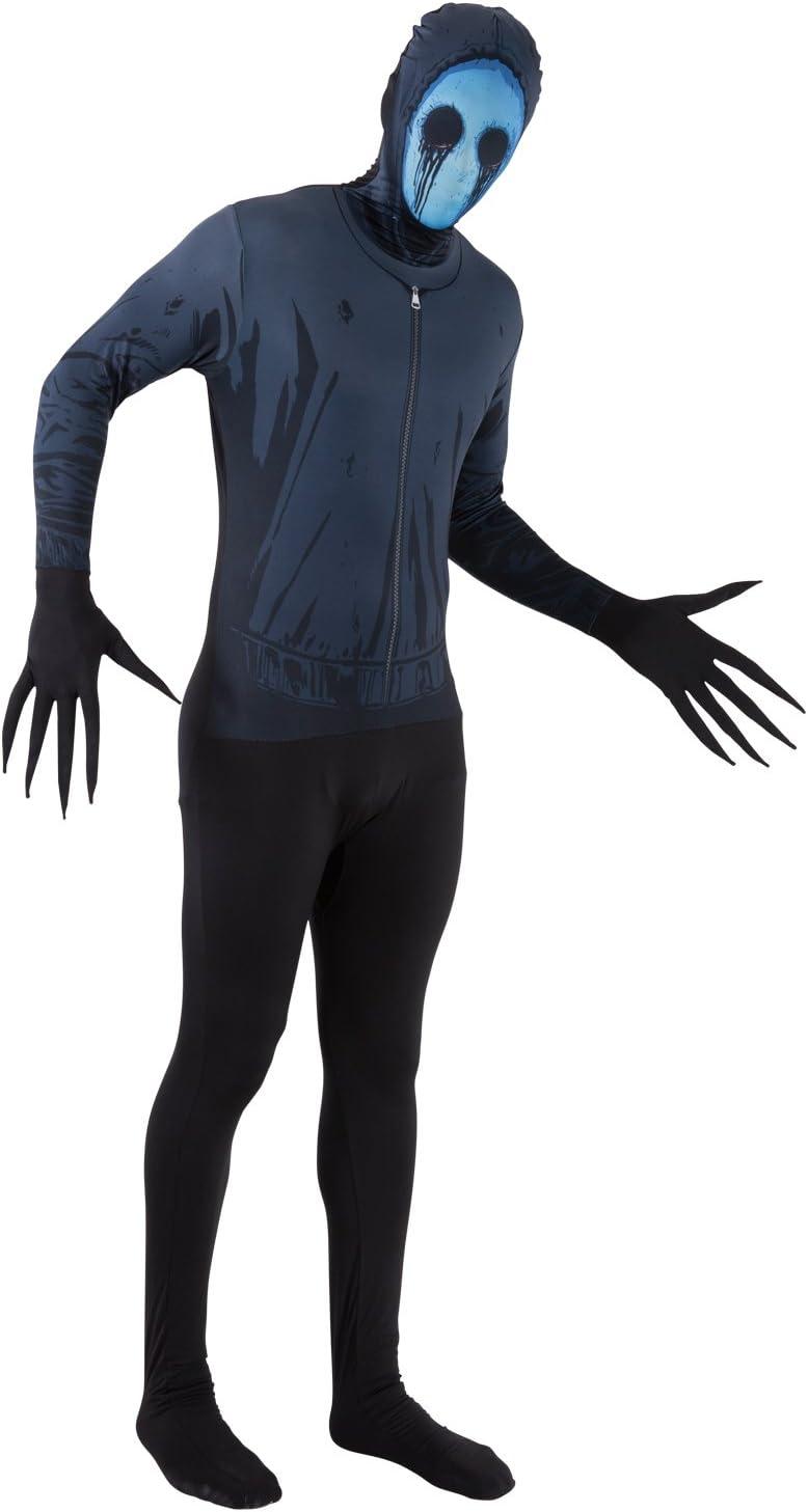 Morphsuits- Urban Legends Disfraz, Color Eyeless Jack, Extra-Large ...
