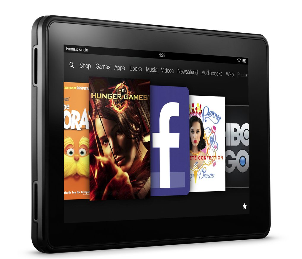 Amazon Kindle Fire Previous Generation