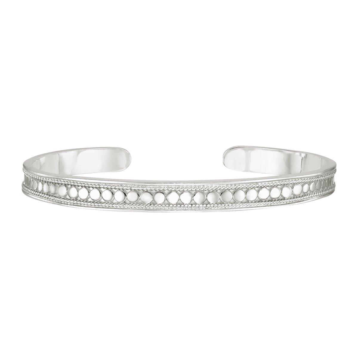 Anna Beck Sterling Silver Skinny Cuff Bracelet