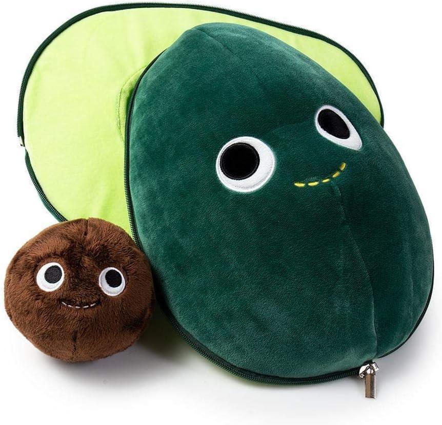 Kidrobot Eva The Avocado Large Plush Yummy World Standard