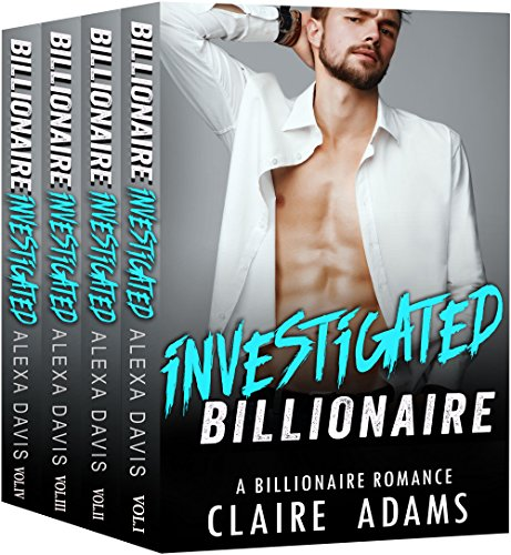 Investigated Billionaire Complete Alpha Romance ebook product image