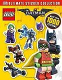 The Lego (R) Batman Movie Ultimate Sticker Collection