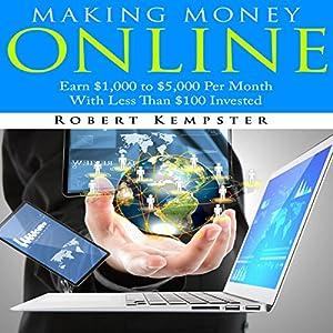 Making Money Online Audiobook