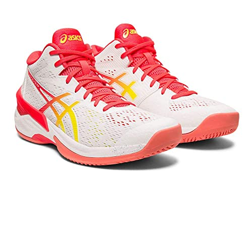 lowest price b569f 869e0 ASICS Damen Sky Elite Ff Mt Multisport Indoor Schuhe: Amazon ...
