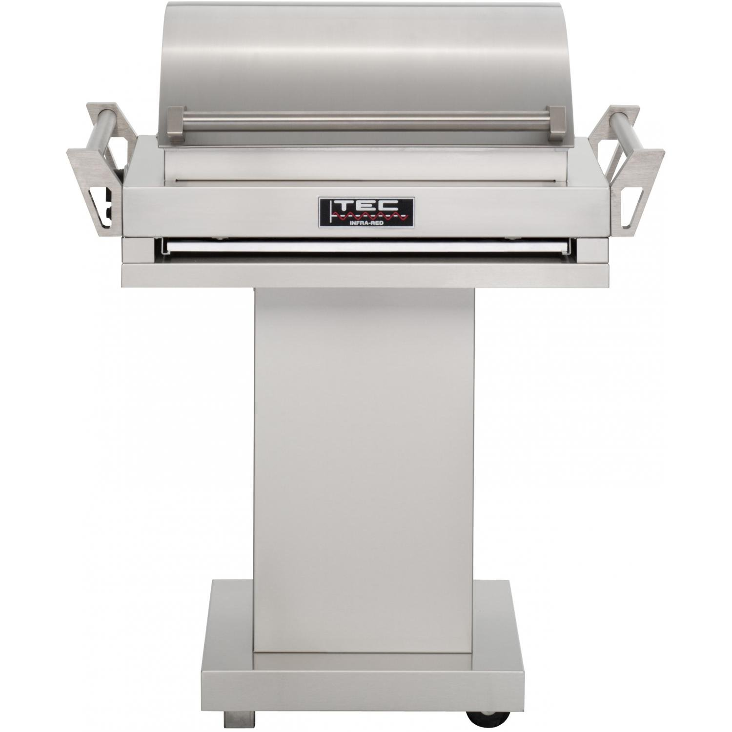 Amazon.com: TEC G-Sport FR Propane Gas Grill On Stainless Steel Pedestal:  Garden & Outdoor