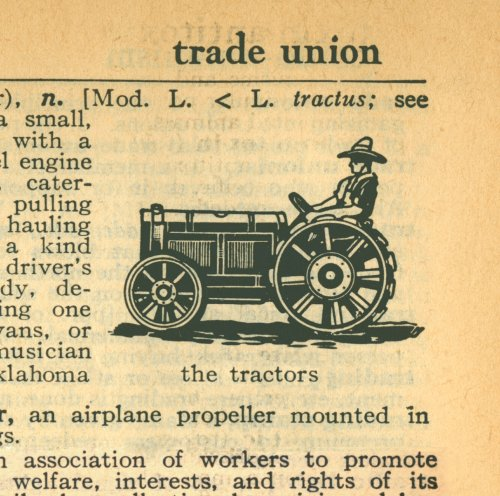 Trade Union by TRACTORS