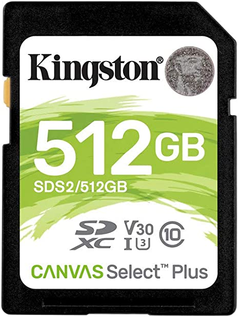 Professional Kingston 512GB for ONN Surf MicroSDXC Card Custom Verified by SanFlash. 80MBs Works with Kingston