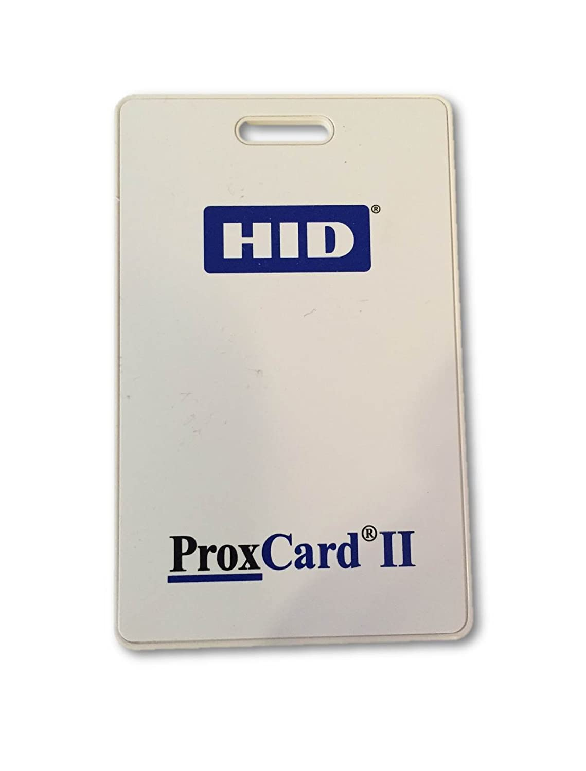 HID 1326 ProxCard II Clamshell Card (50 Pack)