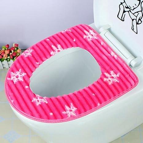 NuoEn Wc cojines cojín anillos conjuntos de WC WC cojines ...