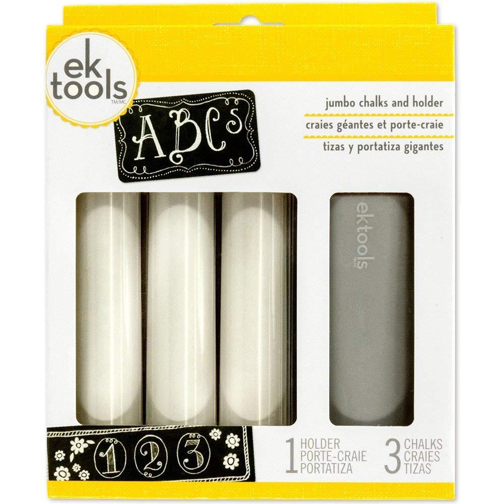 EK Tools 55-32038 Jumbo Chalk Holder Chalk