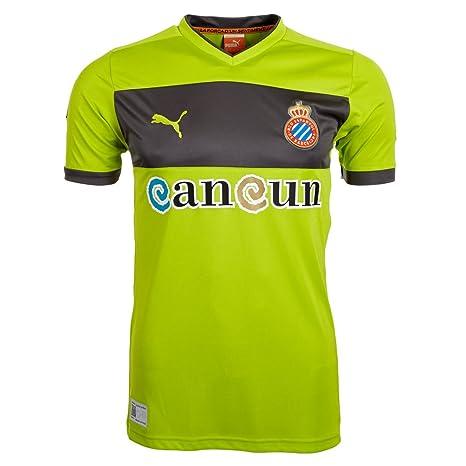 Puma - Camiseta de fútbol (réplica de la camiseta del Espanyol 2012/13,