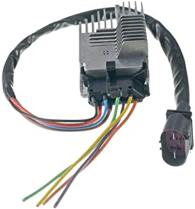 Engine Radiator Cooling Fan Control Module Relay for 2002-2009 Audi A4 A4 Quattro