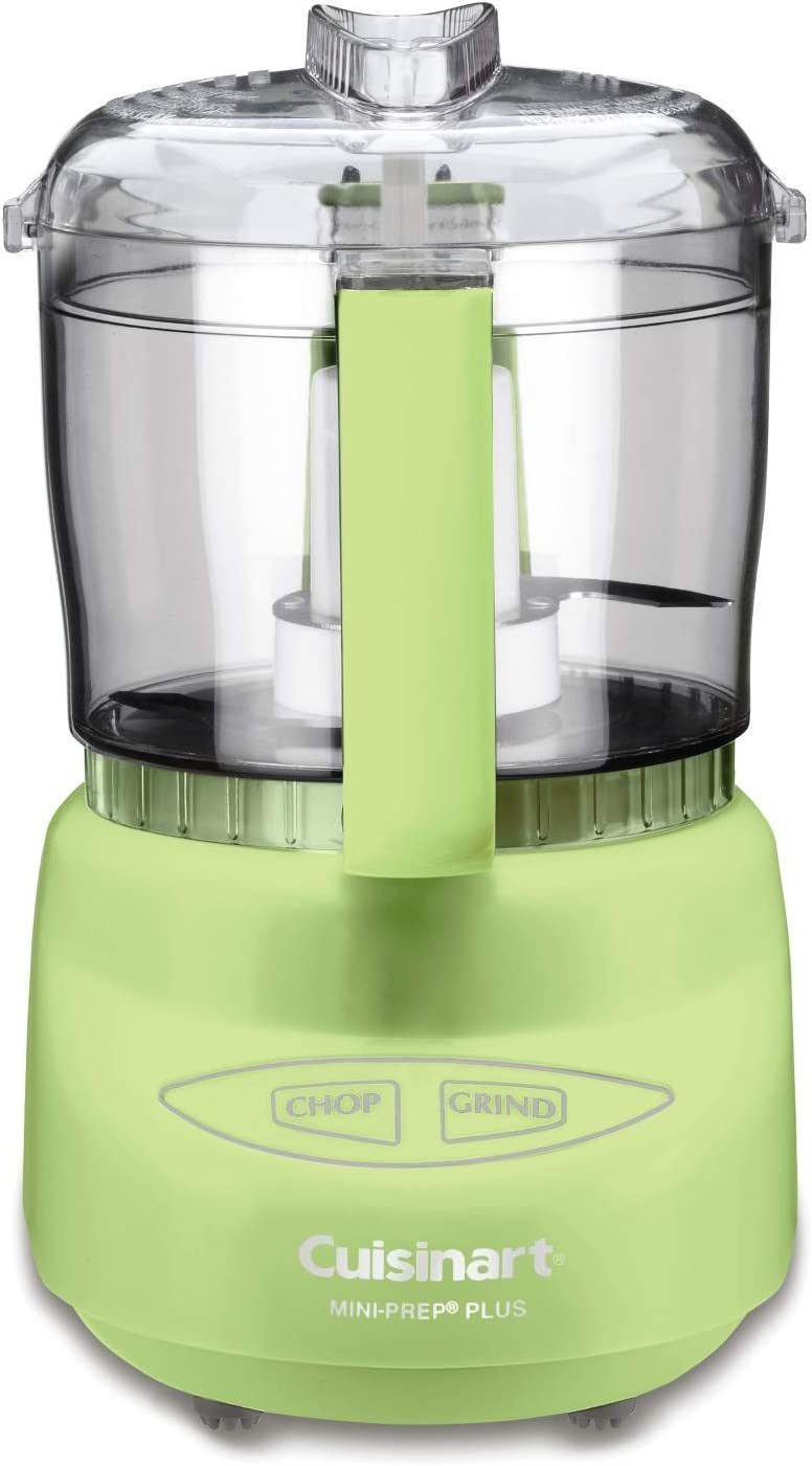 Cuisinart DLC-2AKL 3-Cup Mini-Prep Plus Food Processor, Key Lime Pie