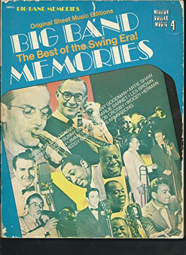 Shuffle Sheet Music (Big Band Memories:  The Best of the Swing Era)