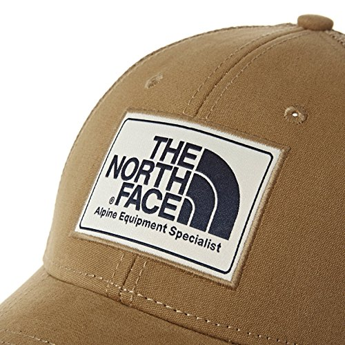 uomo da North The Mudder Face Beige Cappellino dt5qd