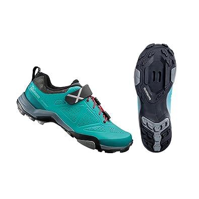 Shimano SH-MT5WG - Zapatillas Mujer - Turquesa 2018: Amazon.es: Deportes y aire libre