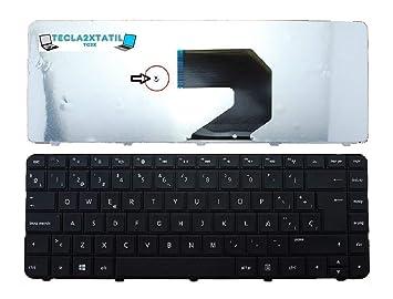 tecla2xtatil Teclado para PORTATIL HP 630 LH384EA EN ESPAÑOL Negro: Amazon.es: Electrónica