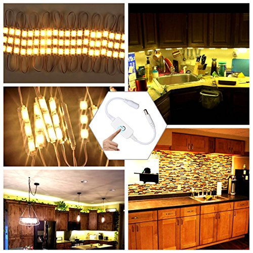 Led Light In Kitchen