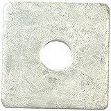 Hard-to-Find Fastener 014973151881 Square Washers, 1/2 x 2x2 x 3/16, Piece-25