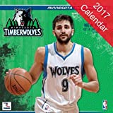Minnesota Timberwolves 2017 Calendar