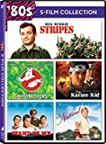 Ghostbusters (1984) / Stripes - Vol / Karate Kid, the (1984) / Stand by Me - Vol / Natural, the - Set