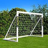 6' x 4' FORZA Soccer Goal [The Strongest Goal Available] '100% Total Satisfaction Guaranteed' (6ft x 4ft)