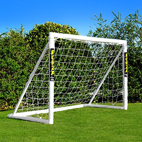 Net World Sports 6' x 4' FORZA Football Goal Locking Model - [The ONLY GOAL that can be left outside in any weather]