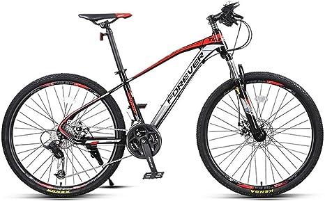 XMIMI Cambio de Bicicleta de montaña con Amortiguador de Aluminio Doble Todoterreno Hombre Adulto 30 velocidades: Amazon.es: Productos para mascotas