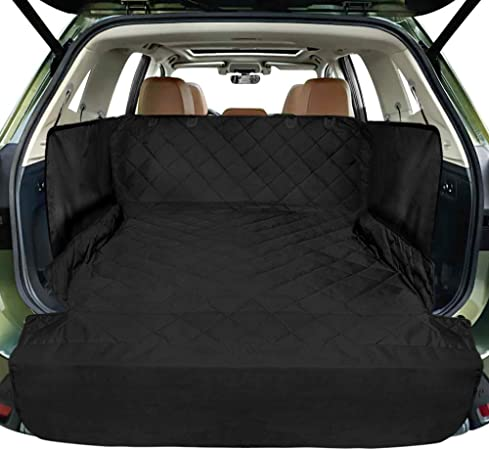 Universal Fit Vehicle Car Boot Mat Rubber Liner Slip Resistant Cut to Size