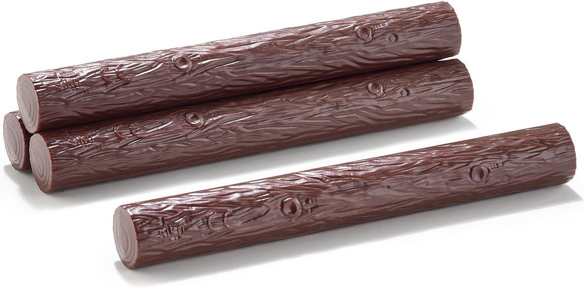 Siku 7049 - Troncos de árboles (10 unidades) [Importado de Alemania]