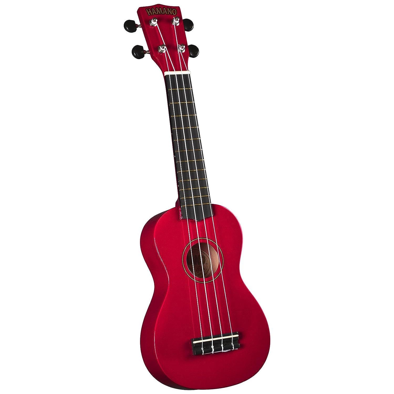 Amazon hamano u 30rd colorful soprano ukulele red musical amazon hamano u 30rd colorful soprano ukulele red musical instruments hexwebz Images