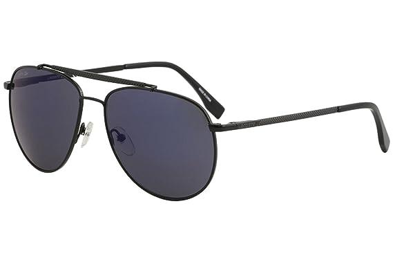 b8e67c17ca3 Image Unavailable. Image not available for. Colour  Lacoste Men s Sunglasses  Lacoste L177S 001 Black