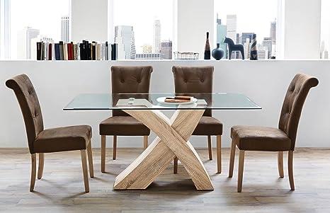 Tavolo per sala da pranzo, tavolo da pranzo, tavolo da cucina ...
