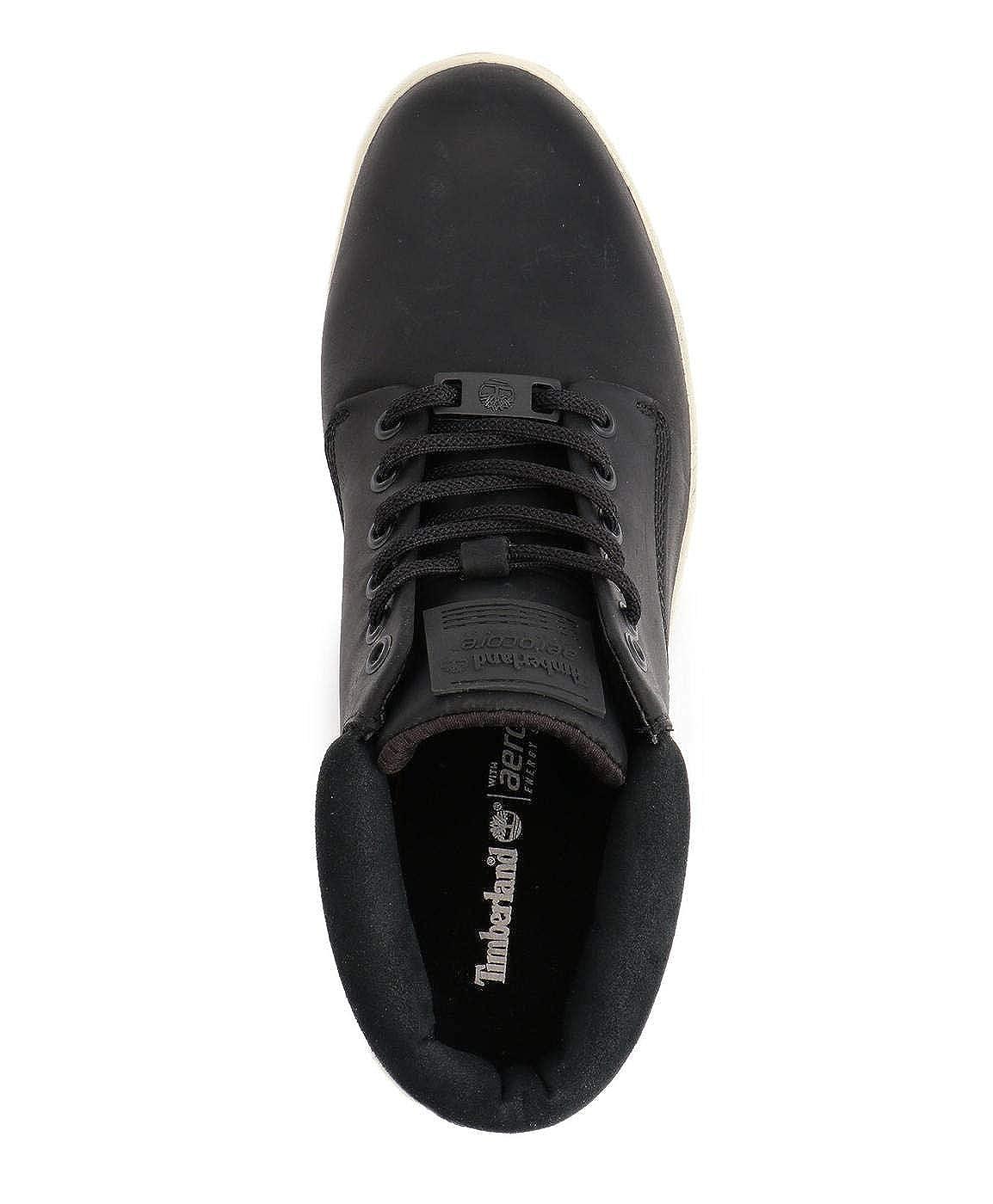 Timberland CITYROAM Cup CHK BLK Stiefel in Übergrößen Schwarz Schwarz Schwarz TB0A1S5N0011 große Herrenschuhe  6ff36e