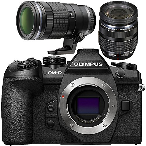 Olympus OM-D E-M1 Mark II Mirrorless Micro Four Thirds Digit