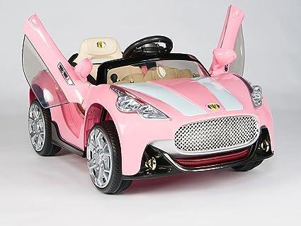 Amazon Com Maserati Sport Style 12v Kids Ride On Car Toy Battery