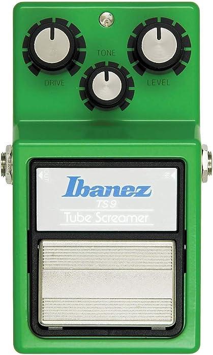 Ibanez TS9 vs TS808