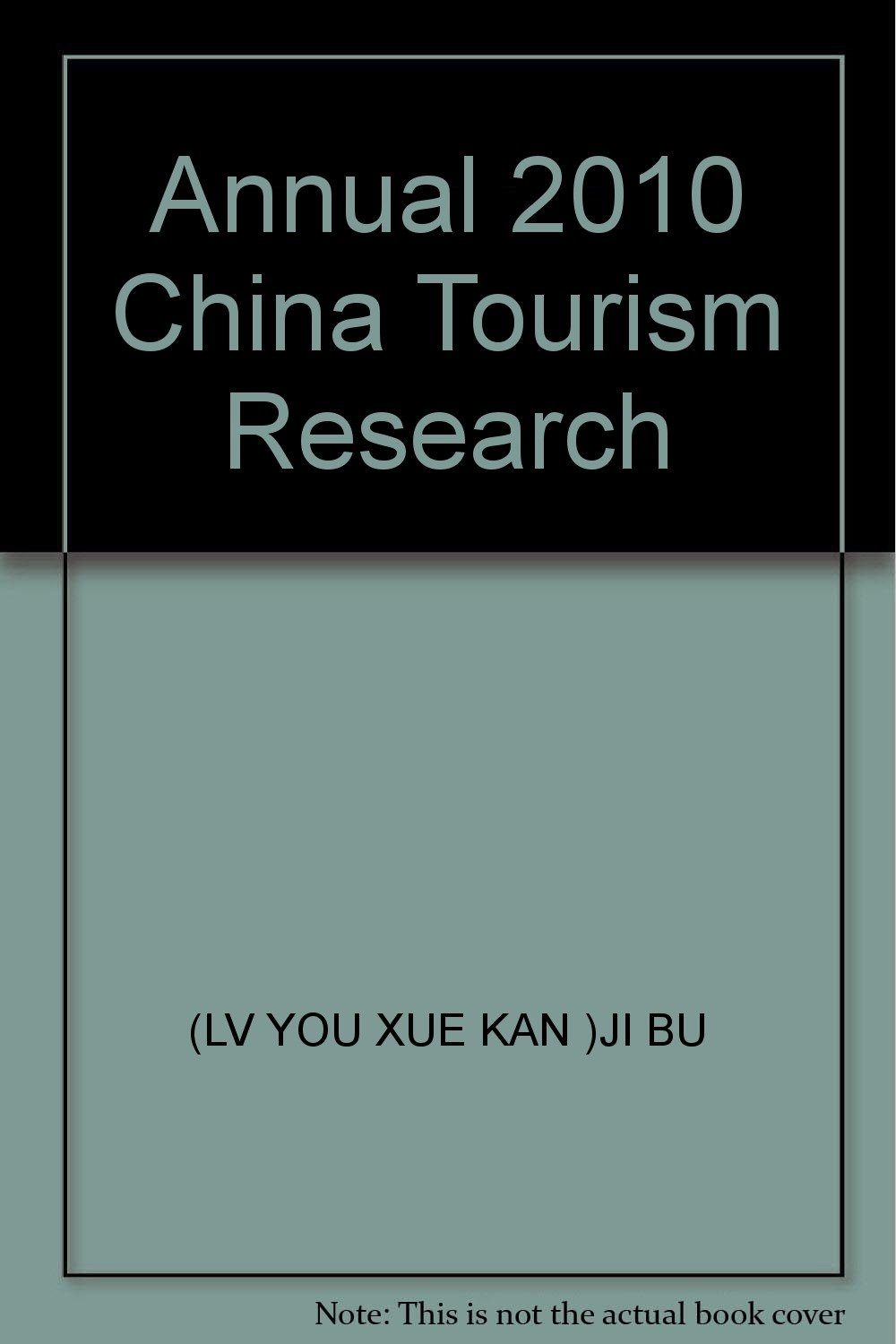 Download Annual 2010 China Tourism Research pdf