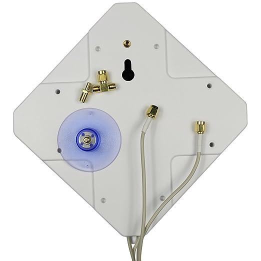 7 opinioni per 35DBI 3G 4G LTE TS9 SMA Antenna esterna