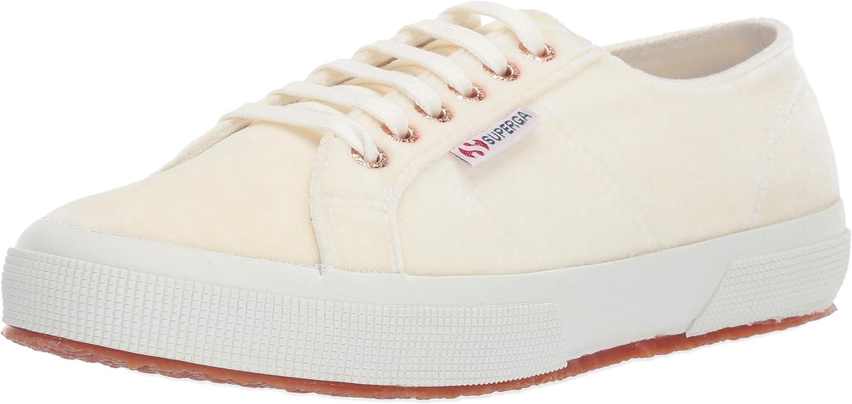 Superga Women's 2750 Velvet Jpw Sneaker